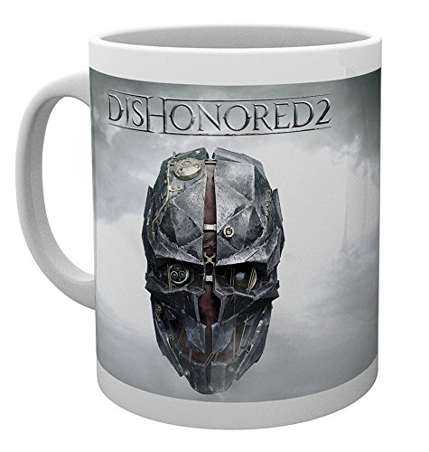 GB Eye LTD, Dishonored 2, Key Art, Taza de Ceramica