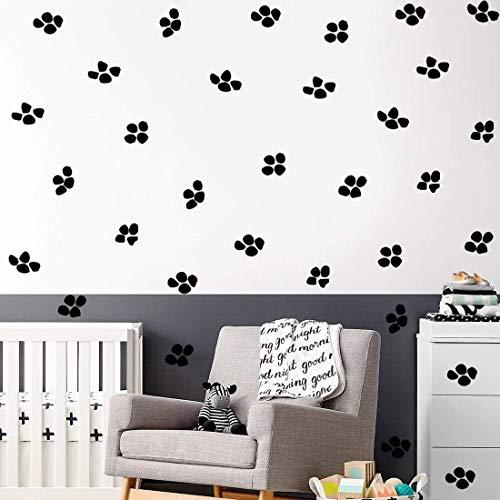 240 pegatinas de pared de lunares irregulares, pegatinas de pared extraíbles para sala de clase, dormitorio, salón, habitación de los niños, decoración de pared