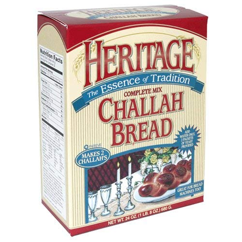 Challah Bread mix, 24-Ounce Just Add Water