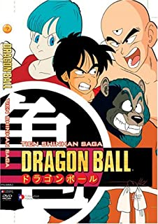 dragon ball tien shinhan saga