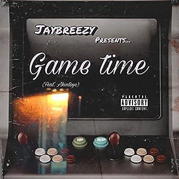 Game Time (feat. Akintoye)