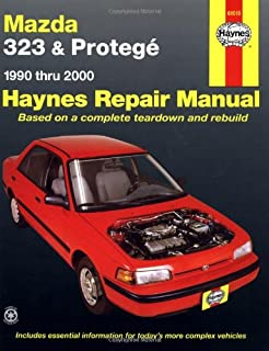 Best 2000 mazda protege owners manual Reviews