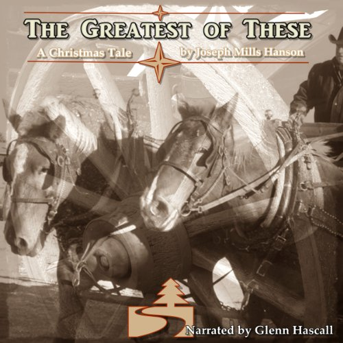 The Greatest of These audiobook cover art