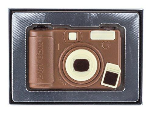 Boite cadeau - chocolat en forme dappareil photo numérique - 70 g