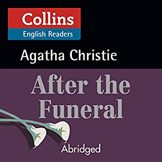 After the Funeral: B2 (Collins Agatha Christie ELT Readers) Titelbild