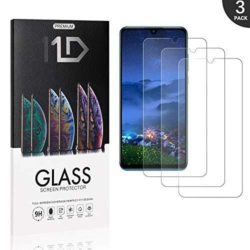 FCLTech Schutzfolie für Huawei P30 Lite, 3 Stück Displayschutzfolie Anti-Kratzen Folie Screen Protector Panzerglas Displayschutz Kompatibel mit Huawei P30 Lite