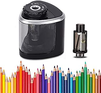 Lobkin Electric Pencil Sharpener with Batteries