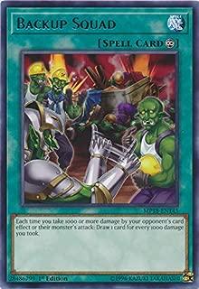 Yu-Gi-Oh! - Backup Squad (MP18-EN145) - 2018 Mega-Tin Mega Pack - 1st Edition - Rare