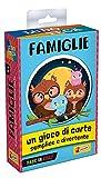 Lisciani Giochi- Ludoteca Le Carte dei Bambini Famiglie, Multicolore, 89116