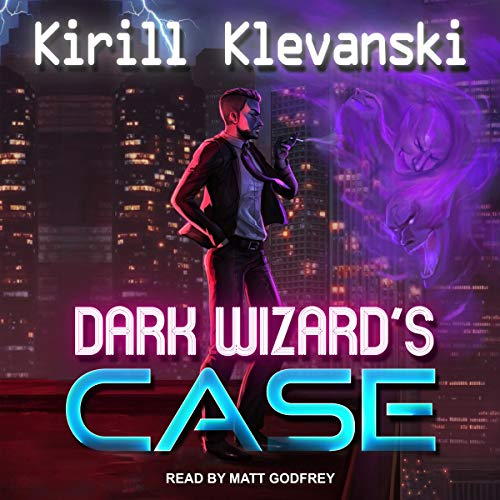 Dark Wizard's Case cover art
