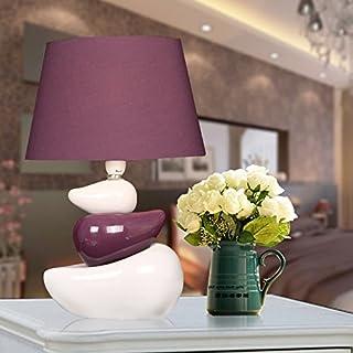 Stoffen Keramische lilat Lampen 36  17 cm Schalter B06Y5DN2JN  Liste der Explosionen
