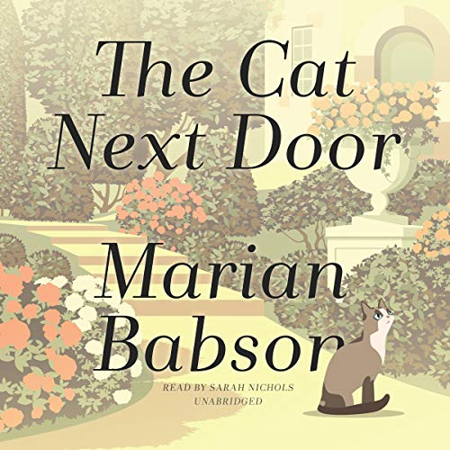 The Cat Next Door cover art