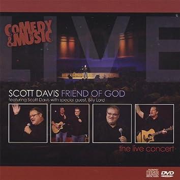 Friend of God - Scott Davis Live