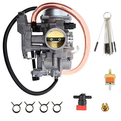 CQYD 0470-504 Carburetor For Arctic Cat 2004 400 Automatic & Manual Carb 2003 Carb Cvk 36 0470-458