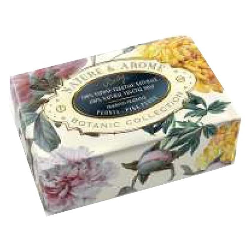 いつも修正研磨RUDY Nature&Arome SERIES ルディ ナチュール&アロマ Soap ソープ ピンクピオニー