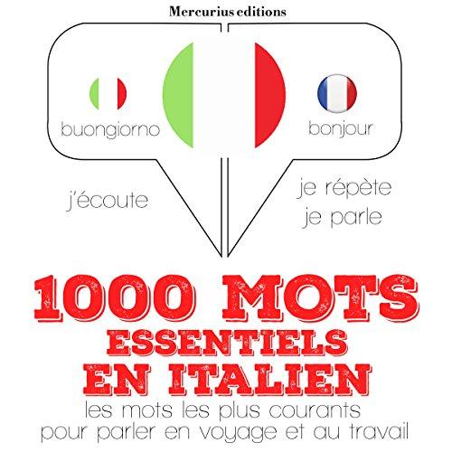 Couverture de 1000 mots essentiels en italien