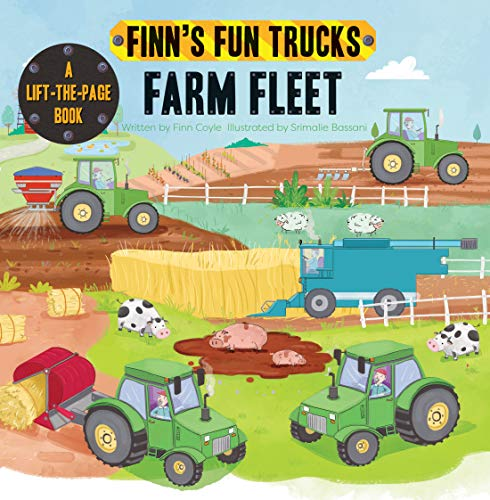 Farm Fleet (Finn's Fun Trucks)