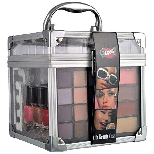 Gloss! Mallette de Maquillage City Coffret - 36pcs