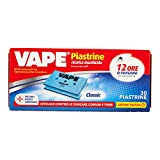VAPE PIASTRINE 30 pz. Ricarica Insetticida