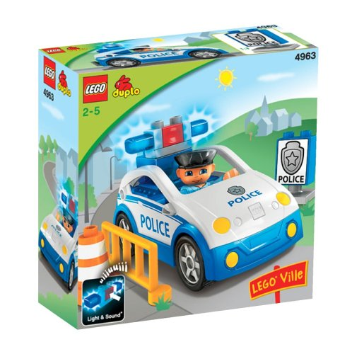 LEGO Duplo 4963 - Polizeistreife