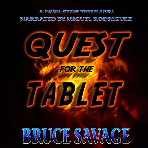 Quest for the Tablet audiobook cover art
