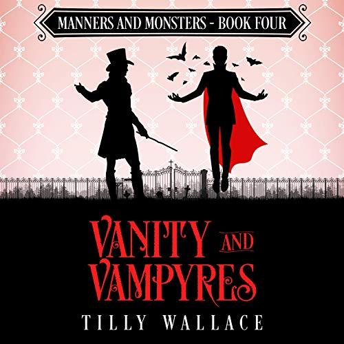 Vanity and Vampyres cover art