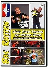BAS-RUTTEN Lethal Street Fighting DVD