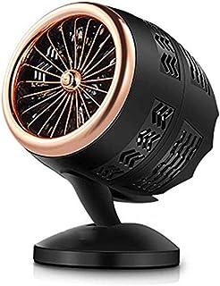 Calentador de Invierno Calentador de Ventilador Mini Mini 350W Calentador de Ventilador Portátil Montado en la Pared Calentador Eléctrico Montado Estufa Radiador Silencioso, O&YQ, a