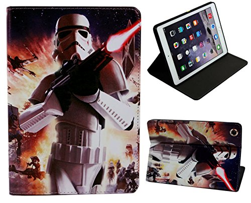 For Apple Ipad MIni 1 2 3 4 5 Star Wars Rogue One Stormtrooper Case Cover