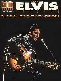 The Best of Elvis Presley (E-Z Play Guitar)