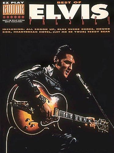 Best of Elvis Presley (E-Z Play Guitar)