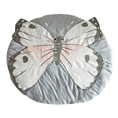 Mantas Bebé Mariposas  Marca SMILEQ
