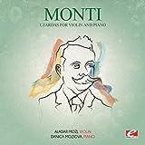 Czardas for Violin & Piano by Vittorio Monti