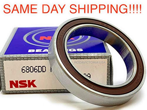 NSK 6806-2RS Made in Japan 6806 2rs Bearing 6806 Ball Bearings 6806 RS 6806DD
