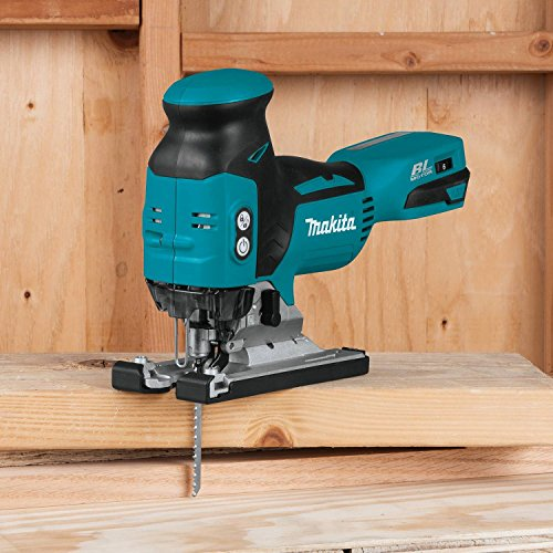 Product Image 5: Makita XVJ01Z 18V LXT Brushless Barrel Grip Jig Saw