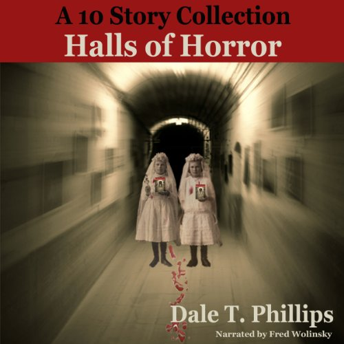 Halls of Horror audiobook cover art