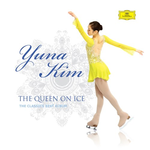 Yuna Kim The Queen on Ice (The Classics Best Album) (2CD+DVD) (韓国盤)