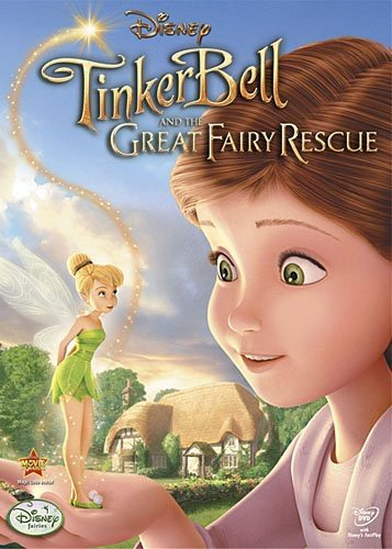 Tinker Bell and the Great Fairy ...