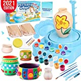 Product Image of the Insnug Pottery Wheel Art Craft Kit - Arts and Crafts Kids Toys Ages 8 9 10 11 12...
