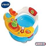Vtech – Super Kindersitz 2-in-1, Badespielzeug, 80 – 515405, Mehrfarbig