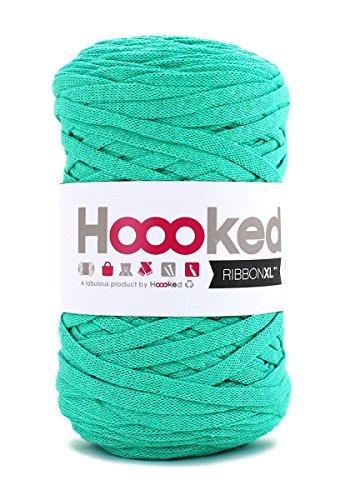 Hoooked, Textilgarn, Minze, 120m.