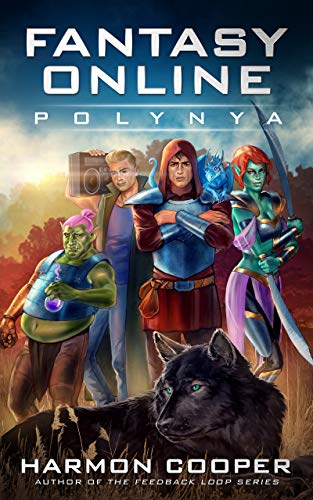 Fantasy Online Polynya (English Edition) eBook: Cooper, Harmon ...