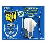 Raid Diffuseur Electrique Liquide Anti-Moustiques 45 Nuits 1 Diffuseur + 1...