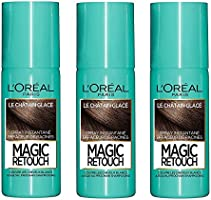 L'Oréal Paris Spray Instantané Correcteur de Racines & Cheveux Blancs, Magic Retouch