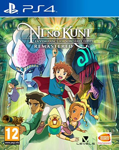 Ni no Kuni : La Vengeance de la Sorcière Céleste - Remastered