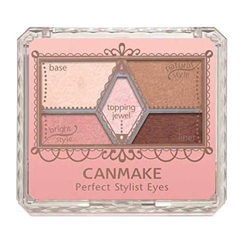 CANMAKE Perfect Stylist Eyes 05 Pinky Chocolat