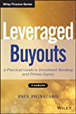 Leveraged Buyouts: A Practical Guide to Investment Banking and Private Equity (Wiley Finance)