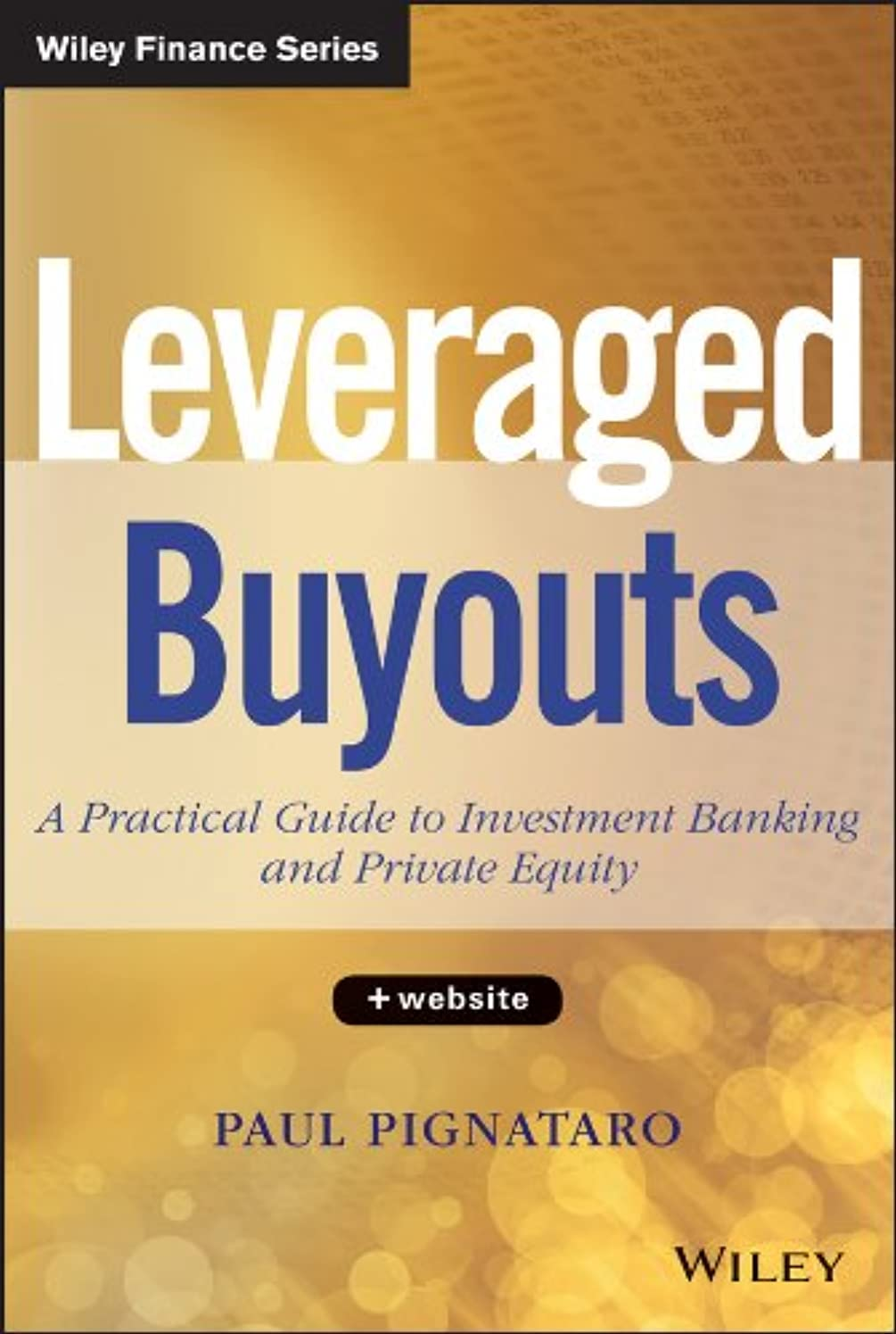 Leveraged Buyouts: A Practical Guide to Investment Banking and Private Equity (Wiley Finance) (English Edition)