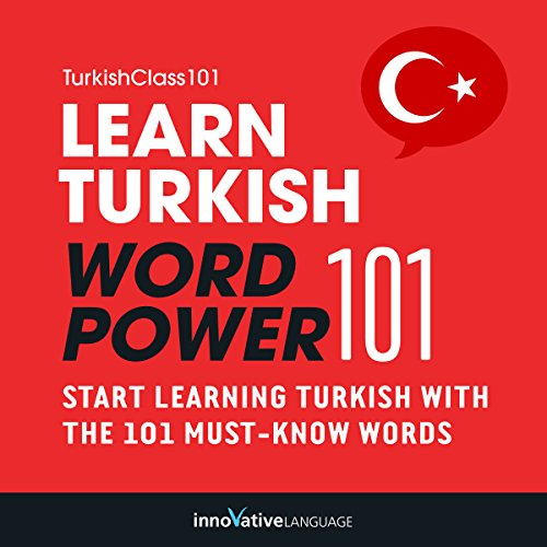 Learn Turkish - Word Power 101 cover art