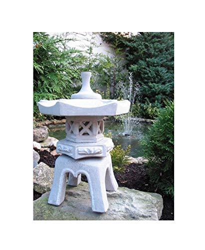 Yukimi japanische Steinlaterne